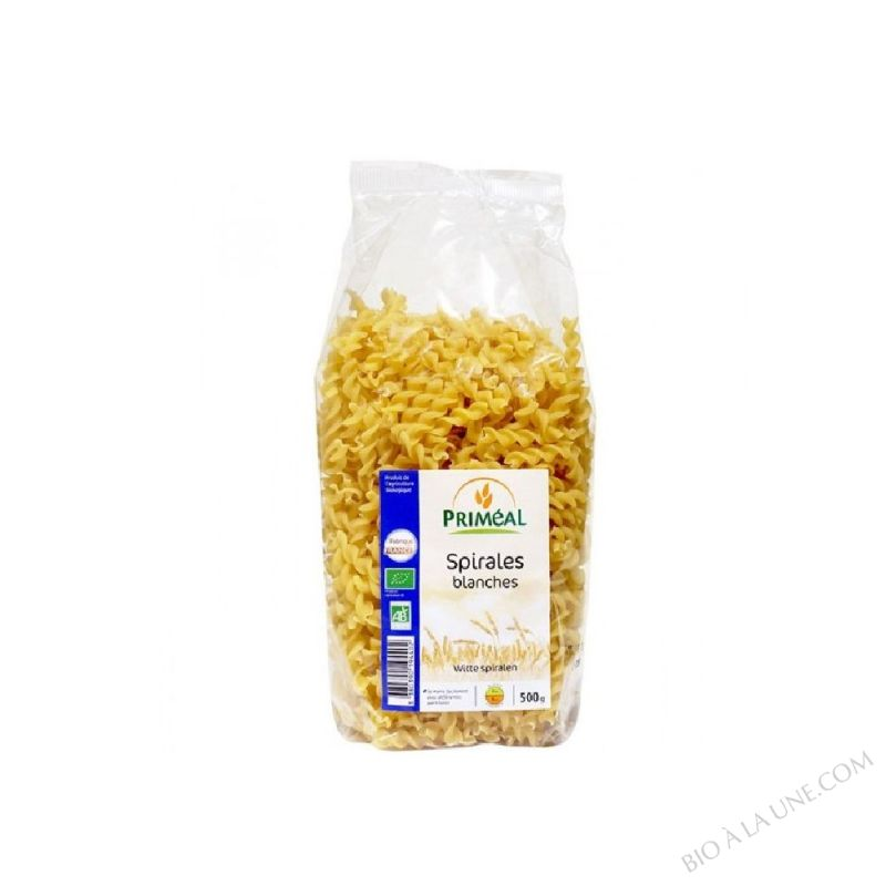Spirales Blanches Natures 500 g