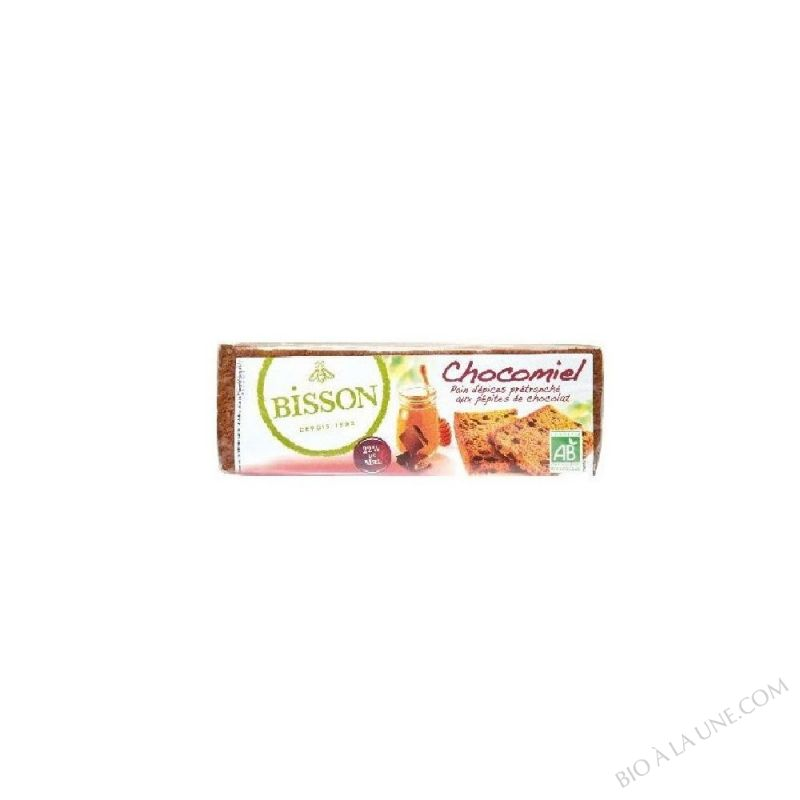 PAINS D'EPICES CHOCOMIEL 300G