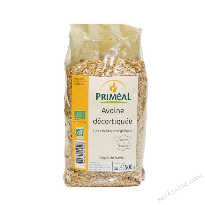 Avoine decortiquee 500 g
