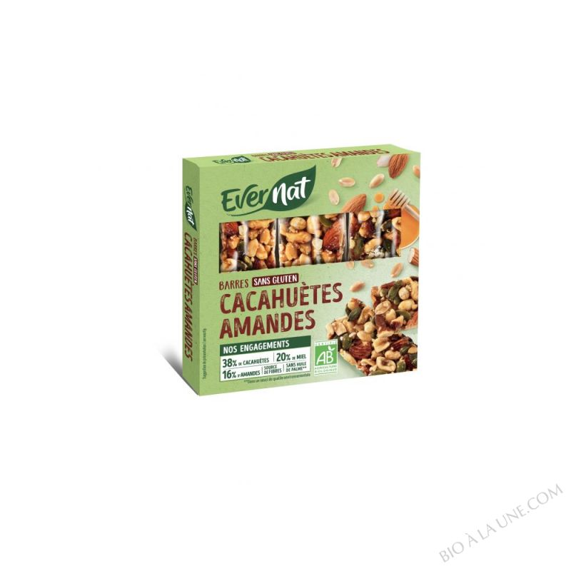 Barres Fruits Secs 3x25gr