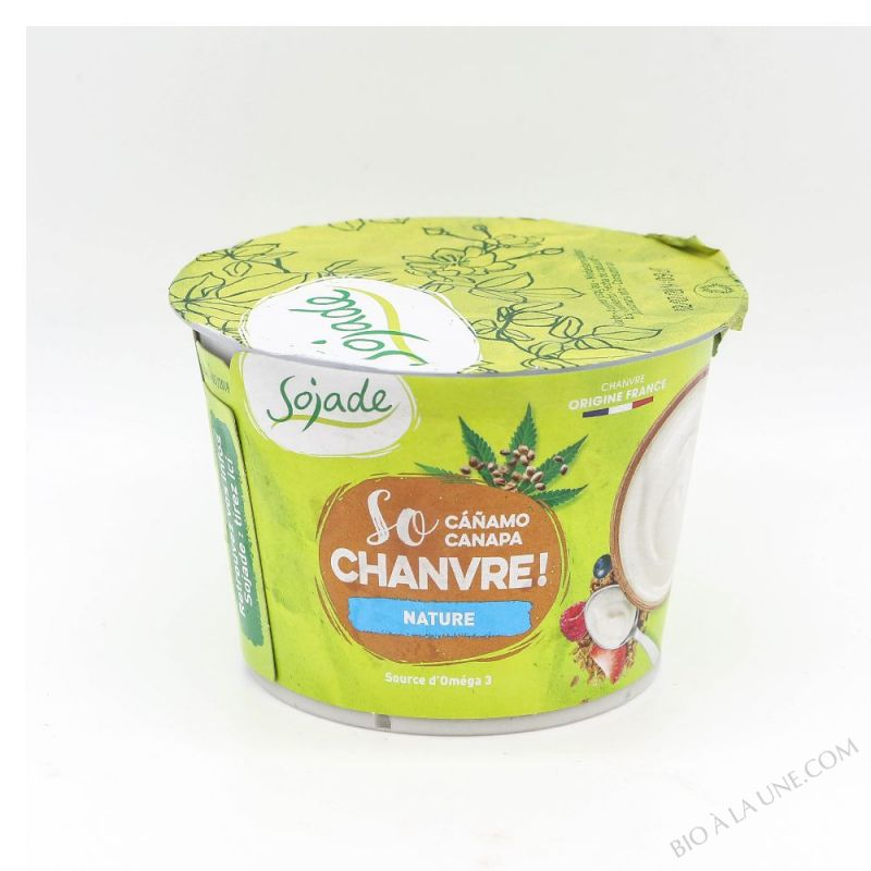 DELICE DE CHANVRE NATURE 250G