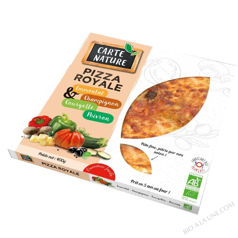 Pizza Royale - 400gr
