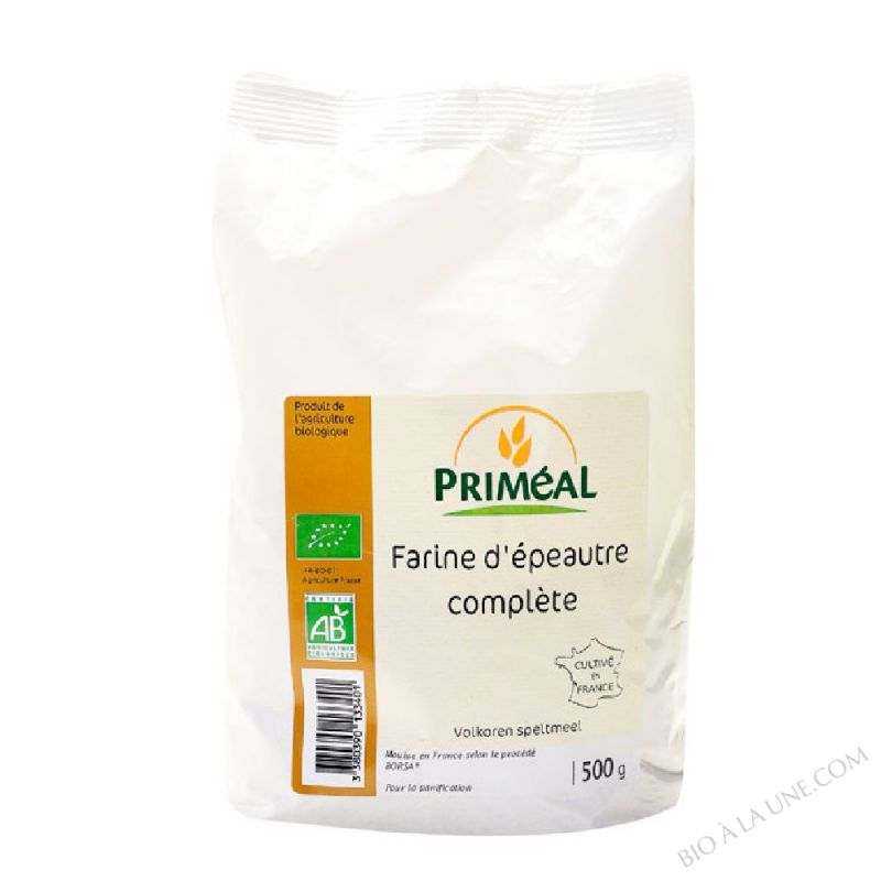 Farine Complete d'epeautre 500 g
