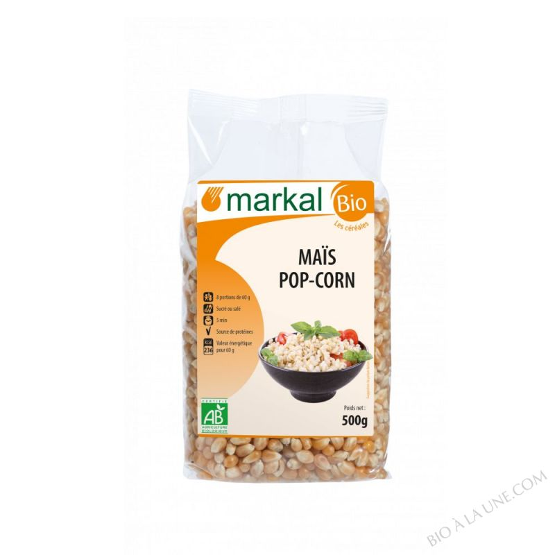 Mais Pop Corn 500g