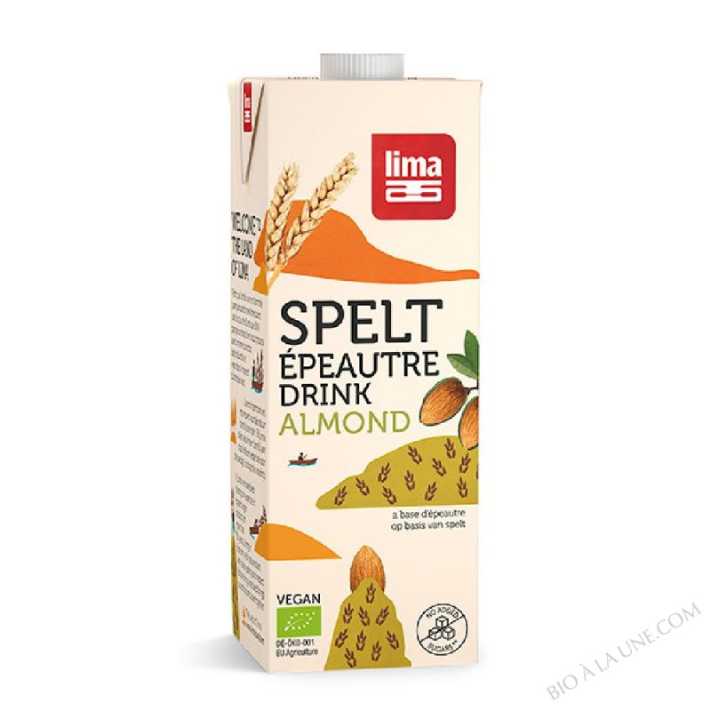Epeautre Drink Amandes