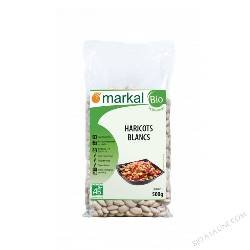 Haricots Blancs Medium 500g