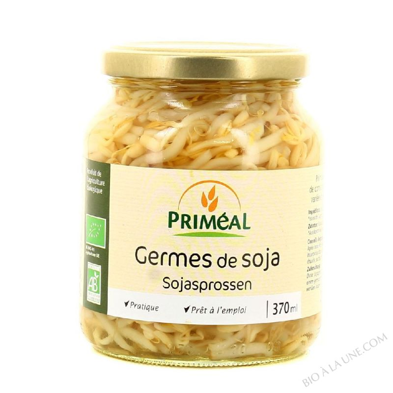 germes de soja - 370 ml