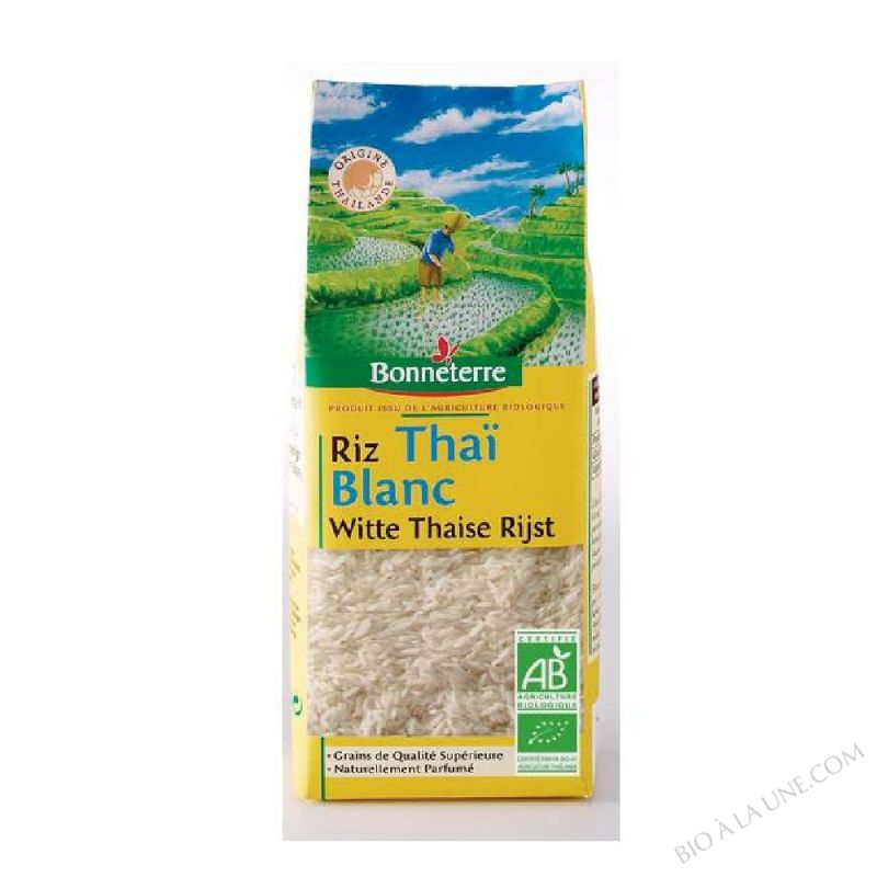 RIZ LONG BLANC THAI- 500 G