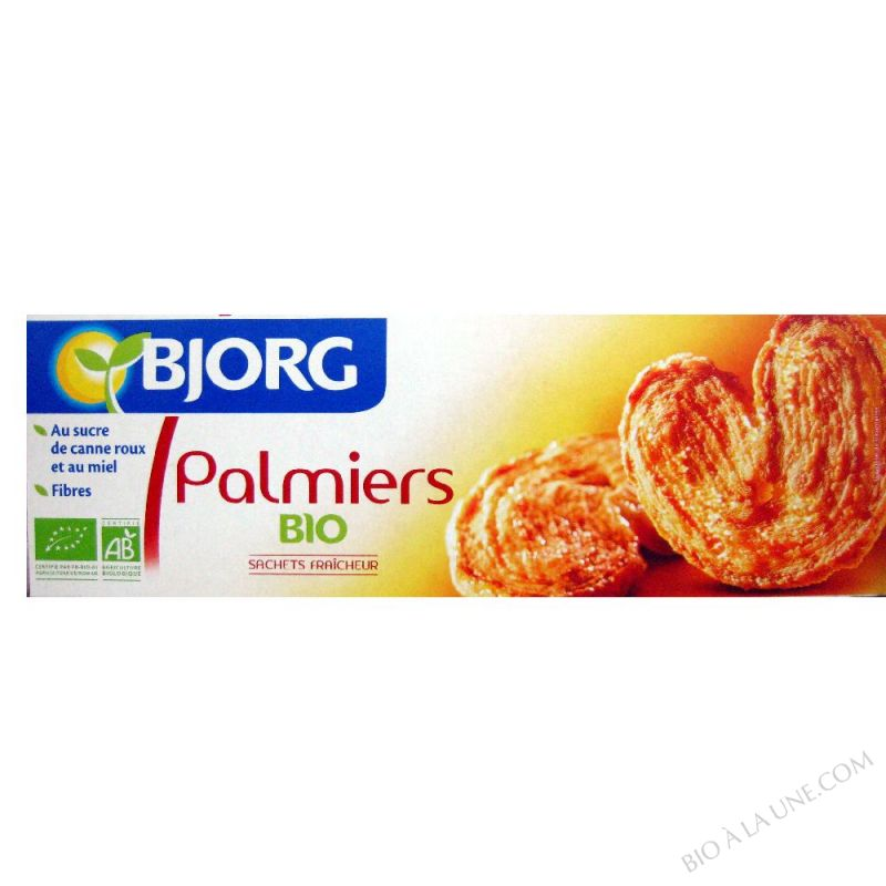 BISCUITS PALMIER 100G