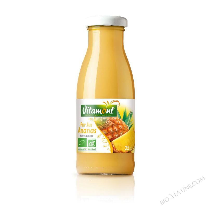mini pur jus d'ananas - 25 cl
