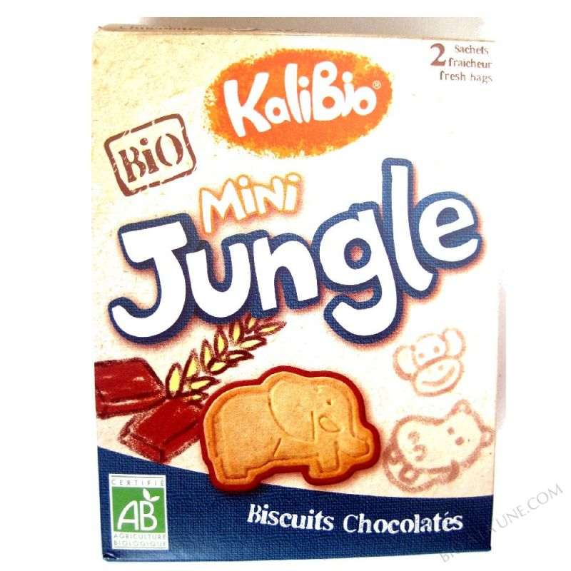 BISCUIT MINI JUNGLE KALIBIO