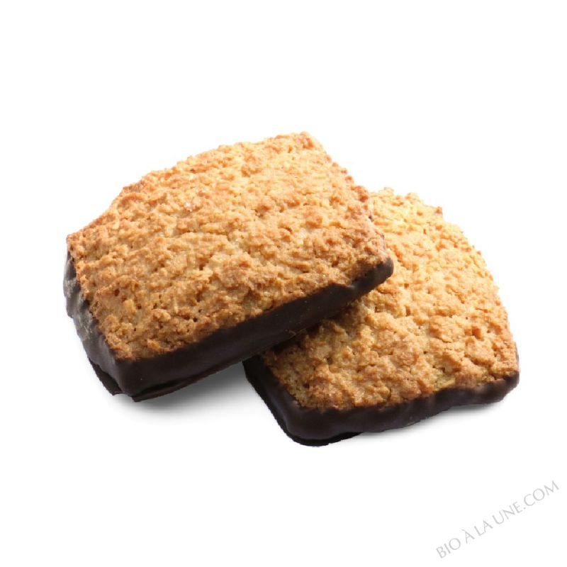 BISCUIT SABLE CARRE COCO CHOCO 3KG BELLEDONNE