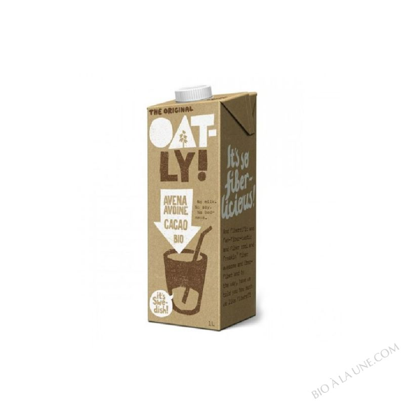 BOISSON AVOINE CHOCOLAT 1L OATLY