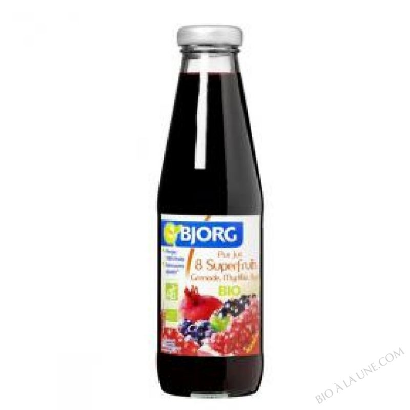 Pur jus 8 Superfruits 50cl