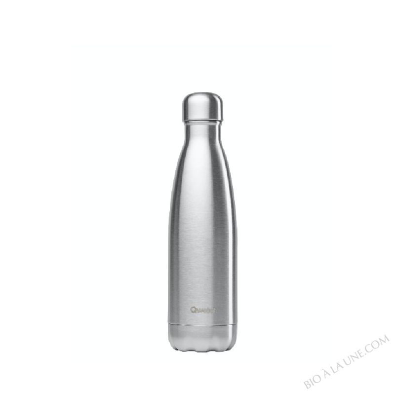 BOUTEILLE NOMADE ACIER ISOTHERME 500ML QWETCH