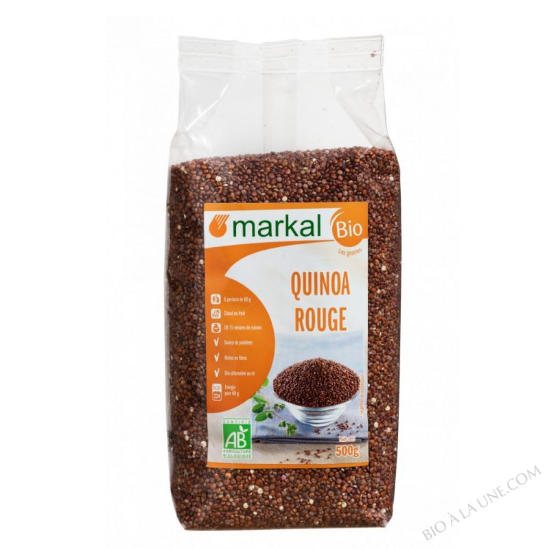 Quinoa Real Rouge - 500g