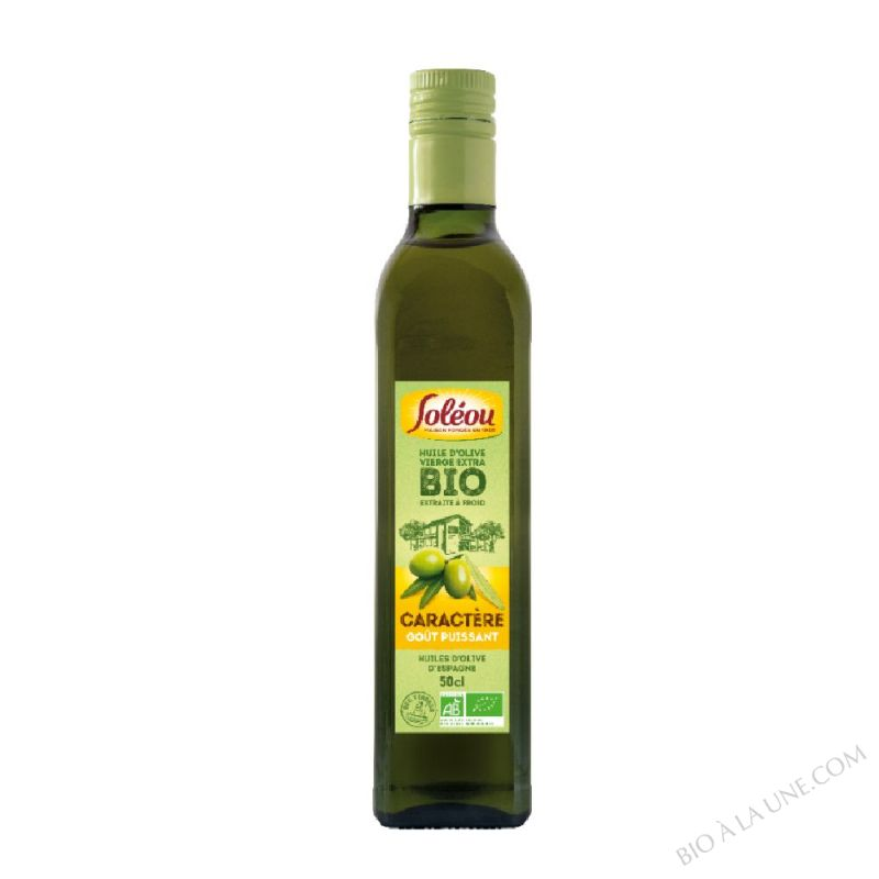 Huile d'olive vierge extra extraite à froid - 50cl