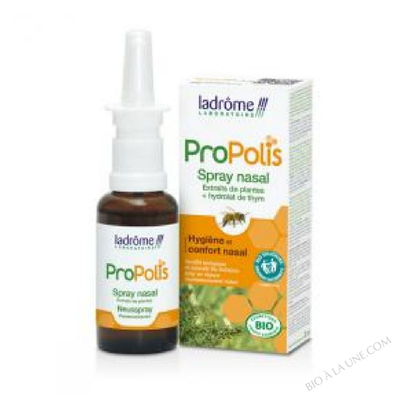 Spray Nasal Propolis Thym 30mL