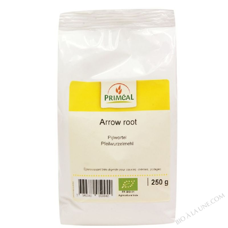 ARROW ROOT BIO - 250 G