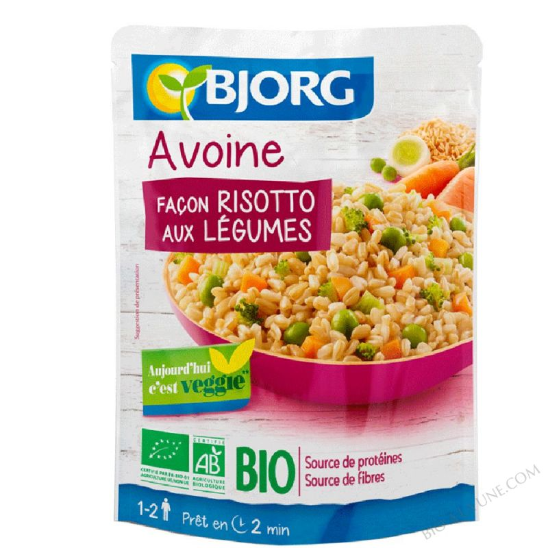 DOYPACK AVOINE FACON RISOTTO 250G