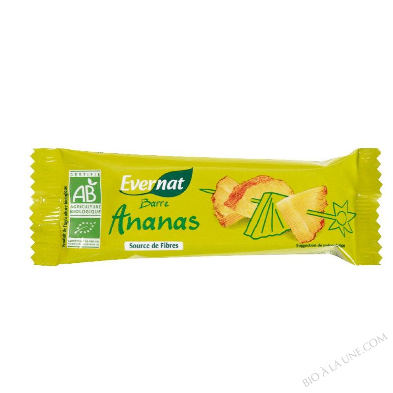 BARRE ANANAS - 40 G