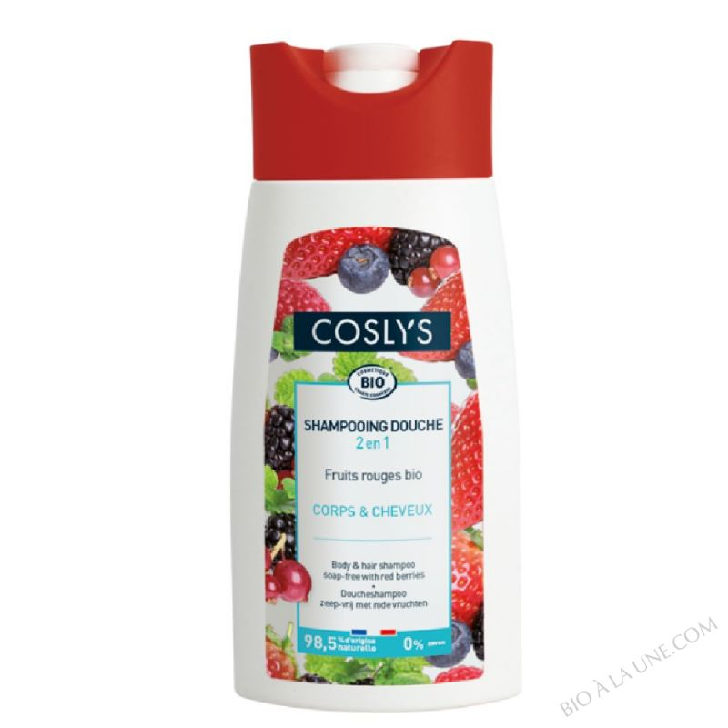 Shampooing Douche Fruits Rouges 250ml