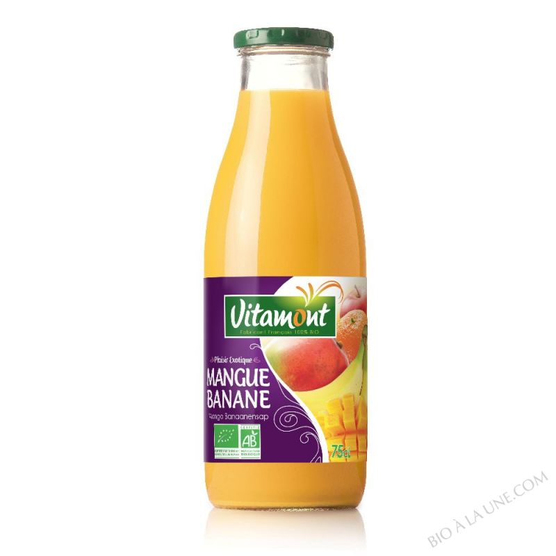 Cocktail Mangue Banane 75cl