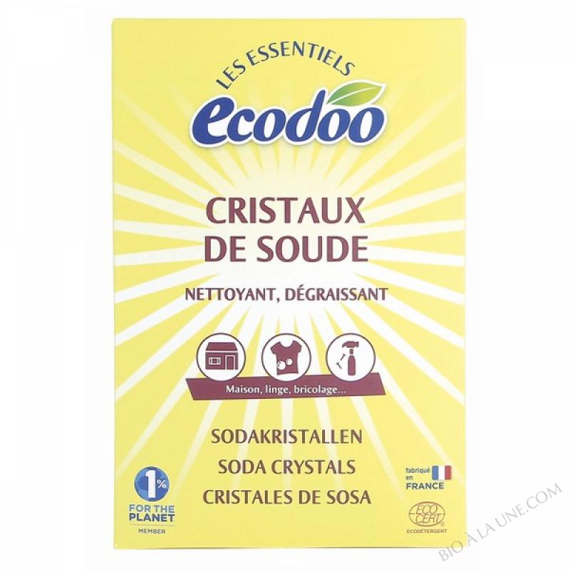 Cristaux de soude 500gr ecodoo bio la une - Cristaux de soude ...