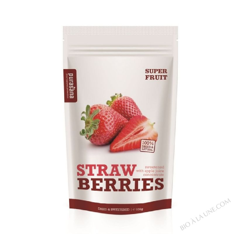 Strawberries 200Gr