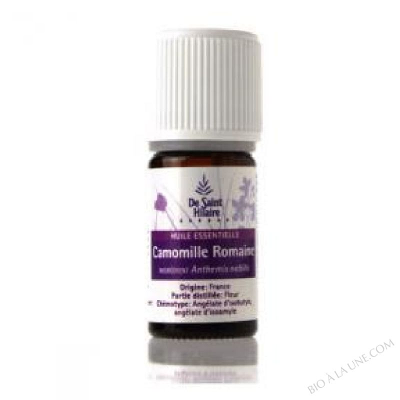 HE CAMOMILLE ROMAINE BIO 5 ML