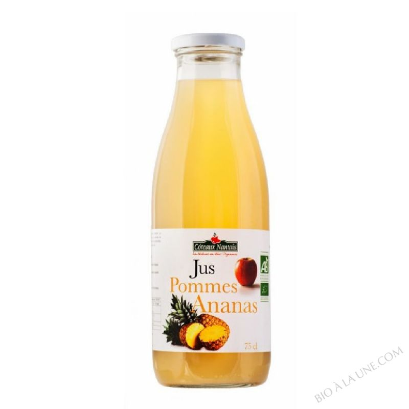 Jus pommes ananas 75 cl