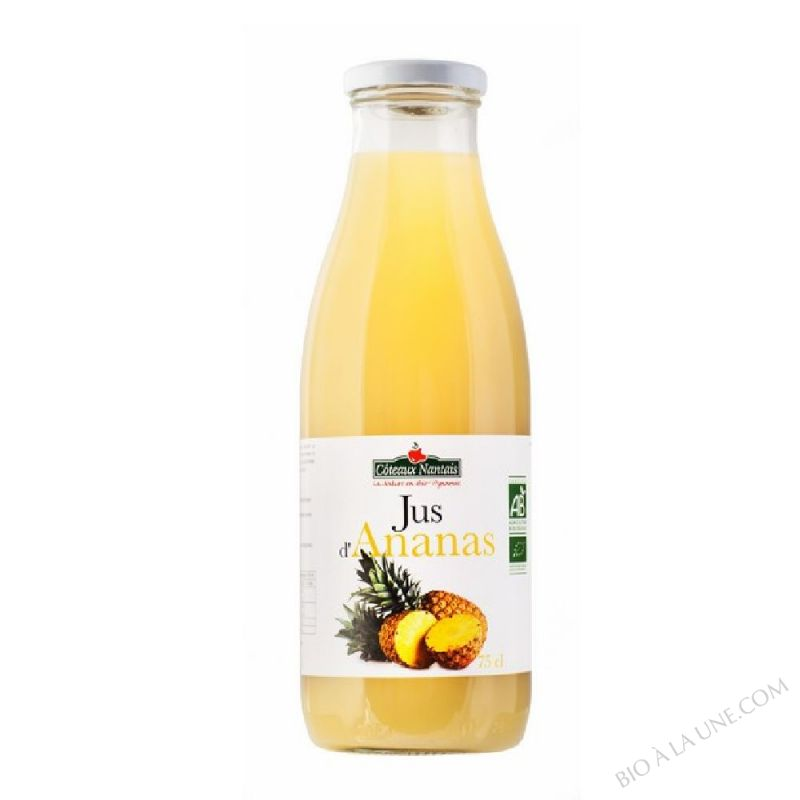 Jus d'ananas 75 cl