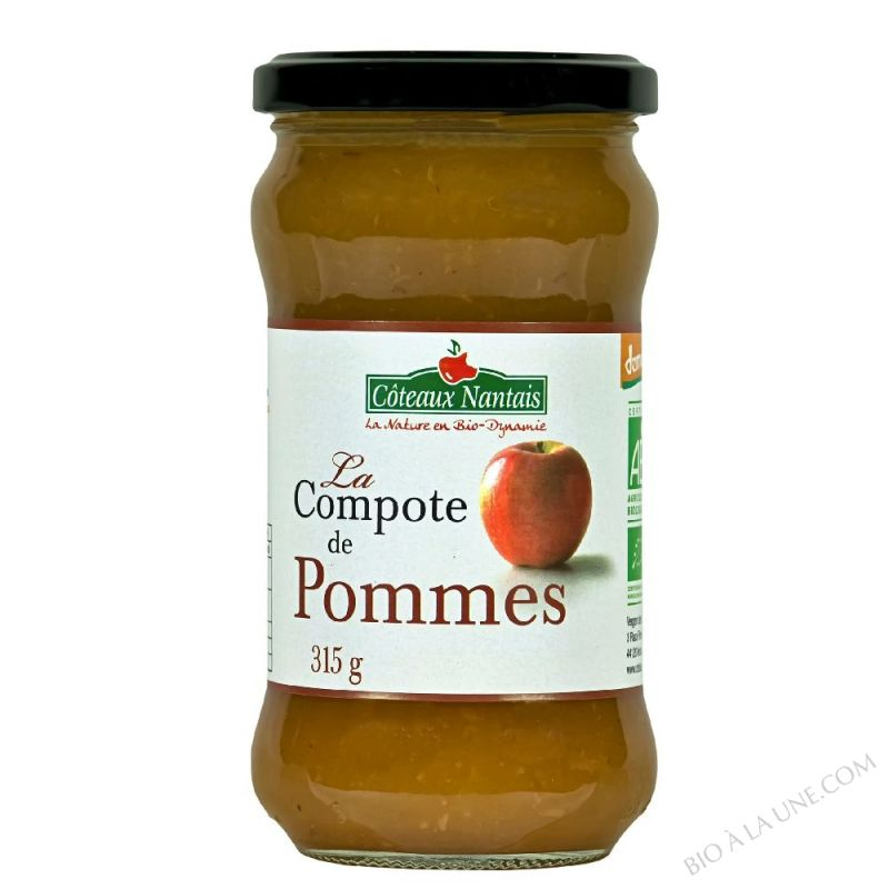 Compote  pommes 315 g