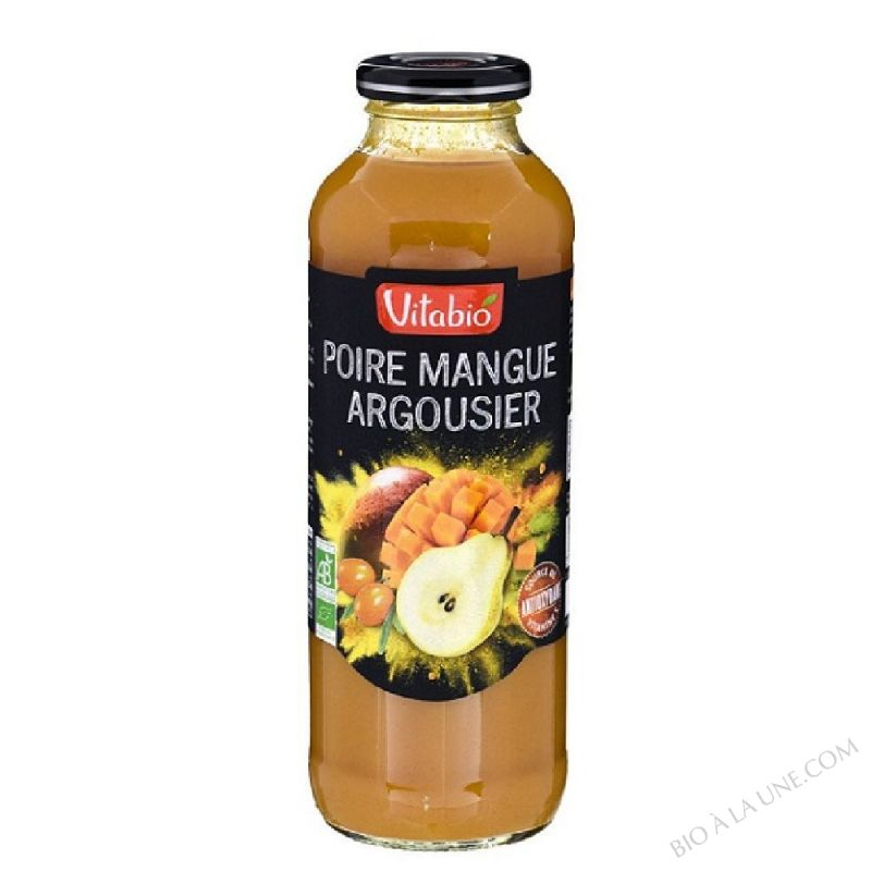 Antioxydant Poire Mangue Argousier -  - 50cl