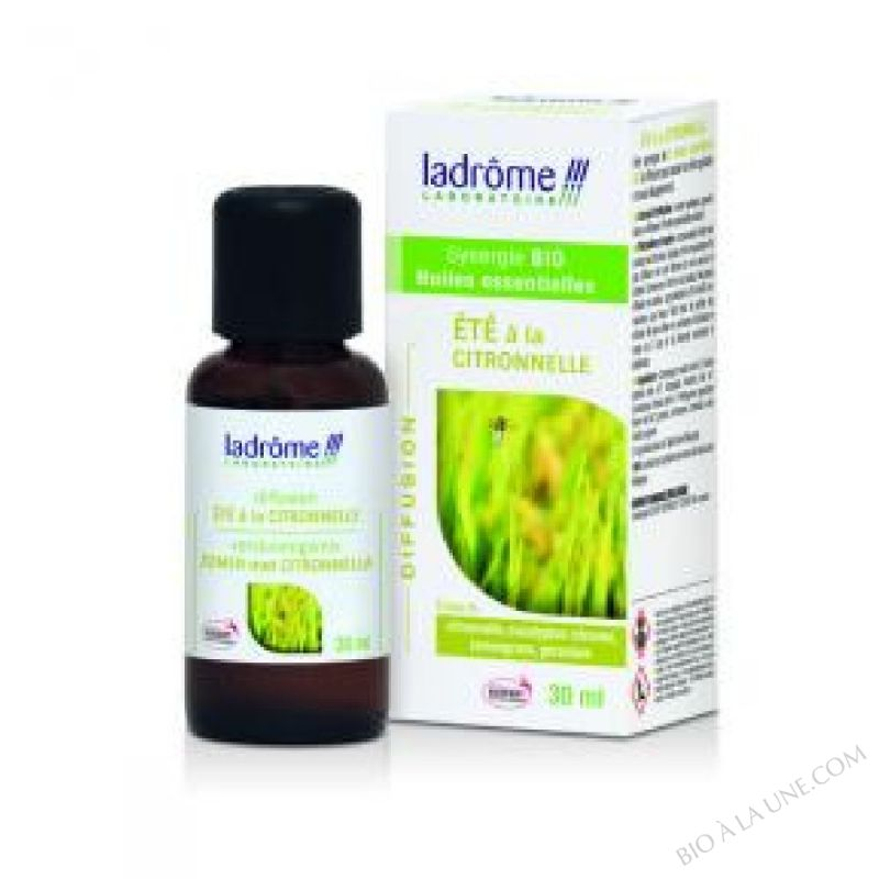 Synergie ete Citronelle 30ml