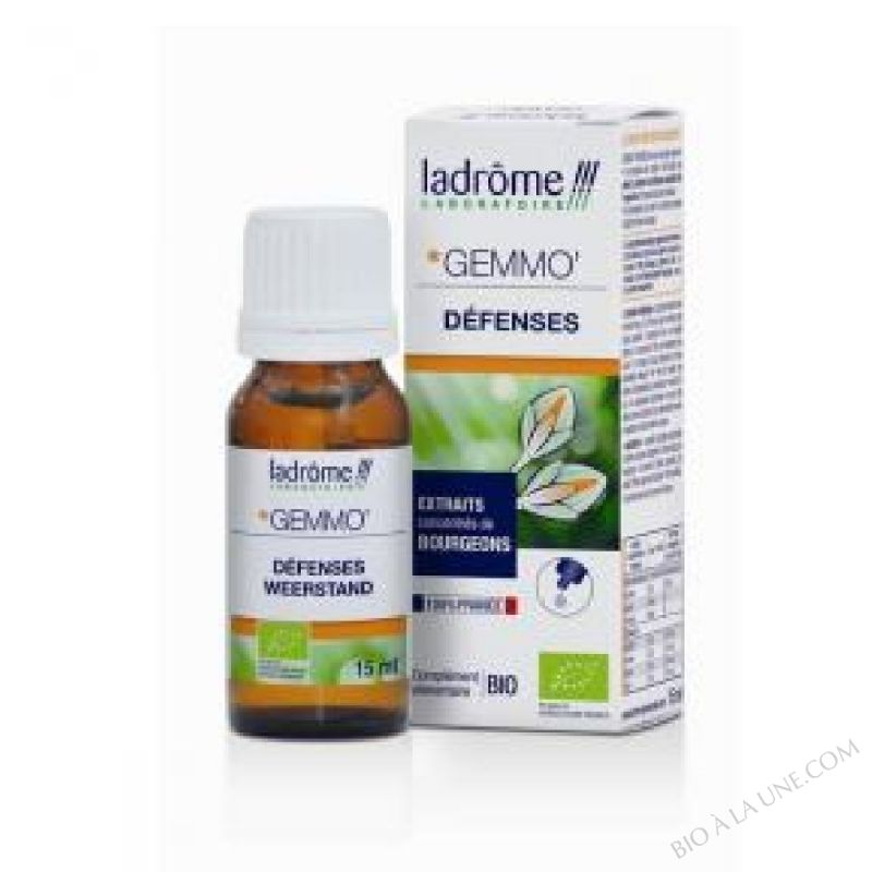 Gemmo'Defenses 15 ml