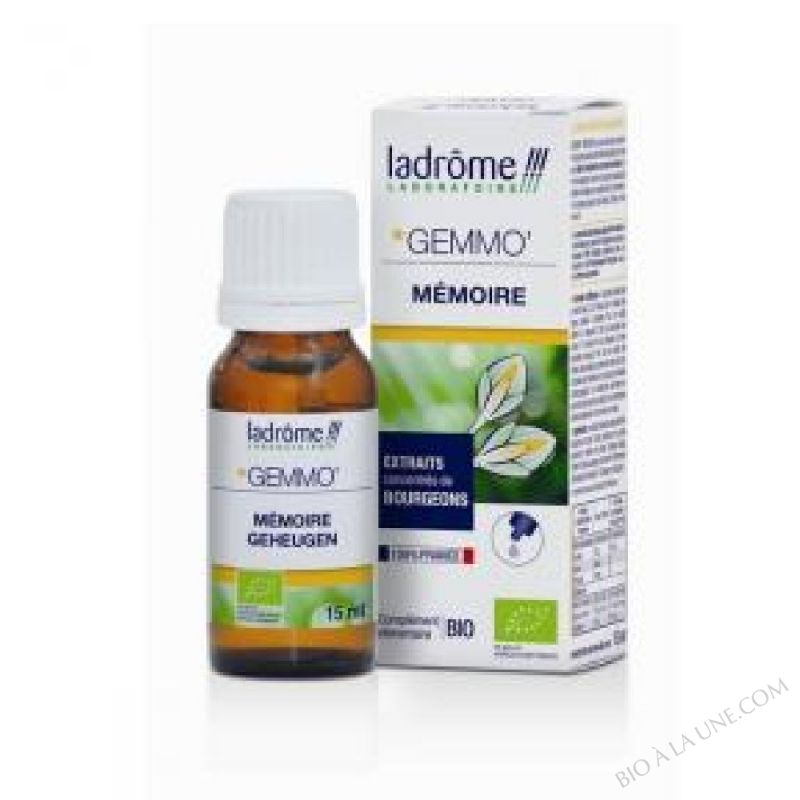 Gemmo' Memoire 15 ml