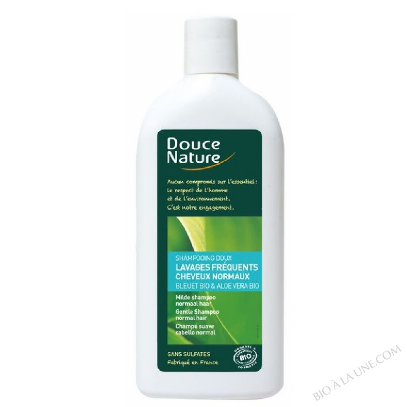 shampooing doux$cheveux normaux - 300 ml