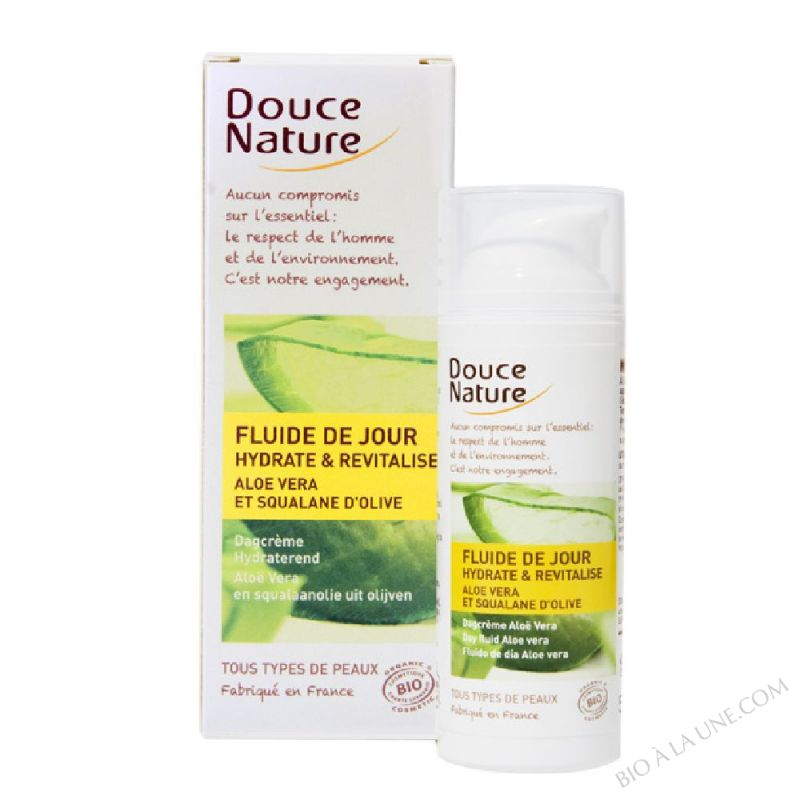 fluide de jour$hydrate & revitalise - 50 ml
