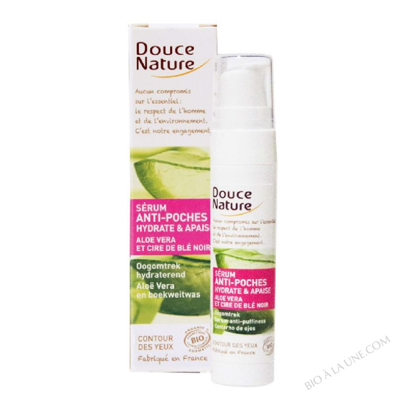 Serum anti-poches Aloe vera 15ml