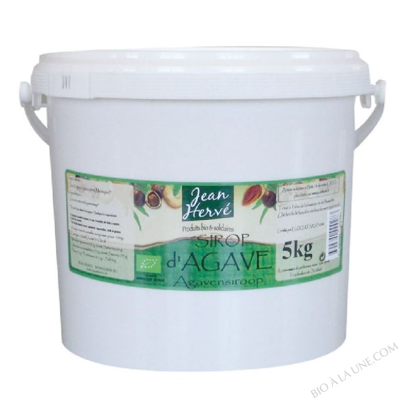 Sirop d'agave 5kg
