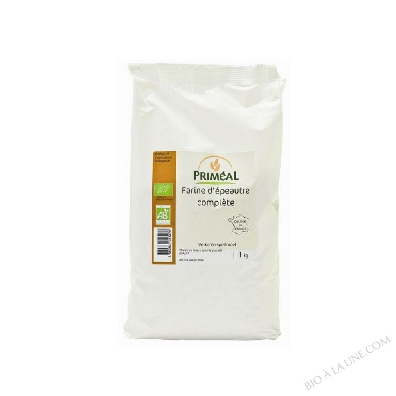 Farine Complete d'epeautre 1 kg