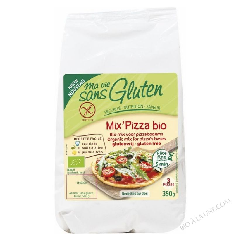 mix' pizza - 350 g
