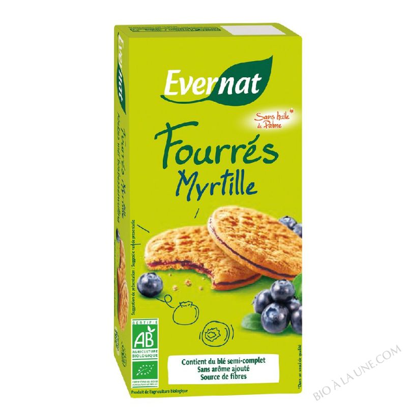 FOURRES MYRTILLES - 175 G