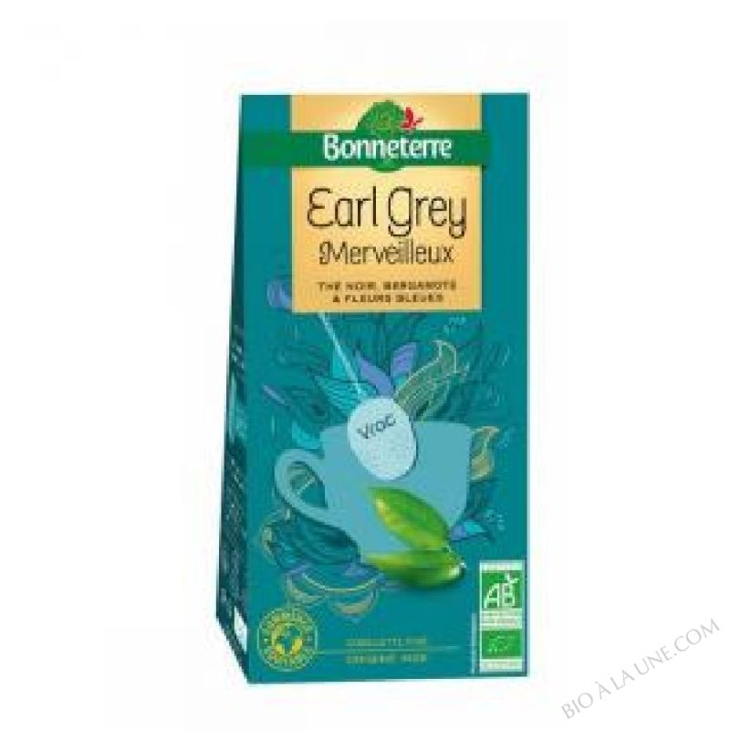 THE NOIR EARL GREY VRAC - 100G