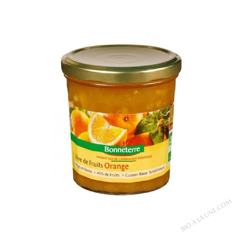 REVE DE FRUITS ORANGE - 350 G