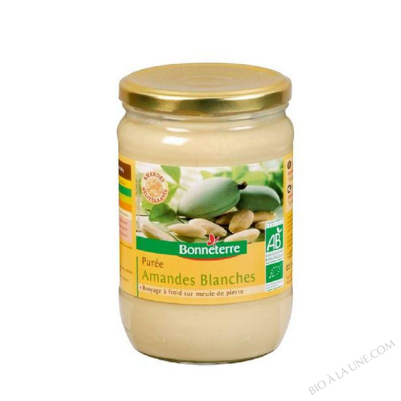 PUREE D'AMANDES BLANCHES- 185 G