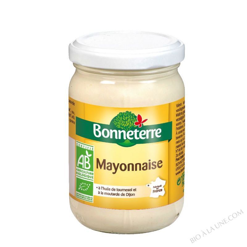 MAYONNAISE NATURE - 185 G