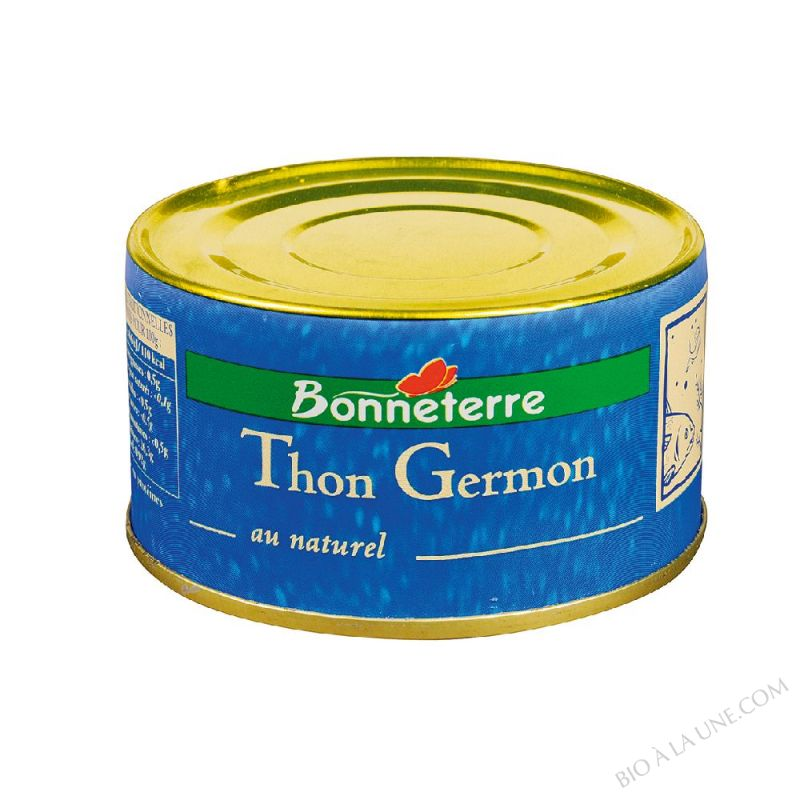 Thon Germon Au Naturel - 200g