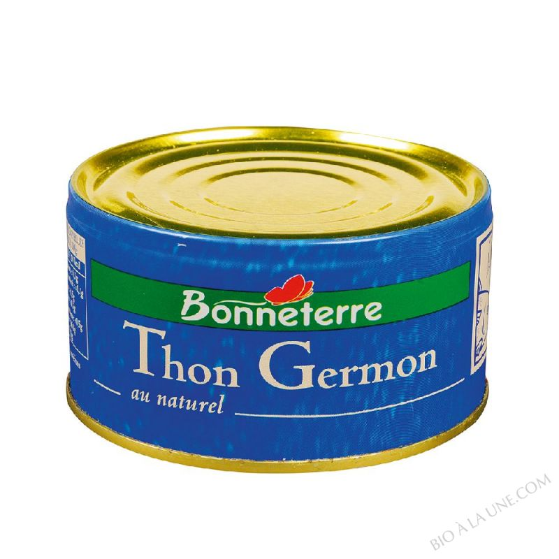 Thon Germon au naturel - 139g